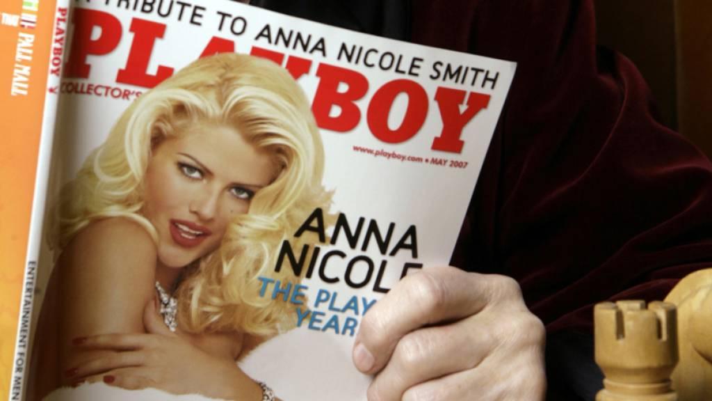 Das «Playboy»-Heft war erstmals 1953 erschienen. Gegründet wurde das Männermagazin von Hugh Hefner. (Archivbild)