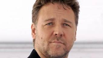Will dem biblischen Noah sein Gesicht leihen: Russell Crowe (Archiv)