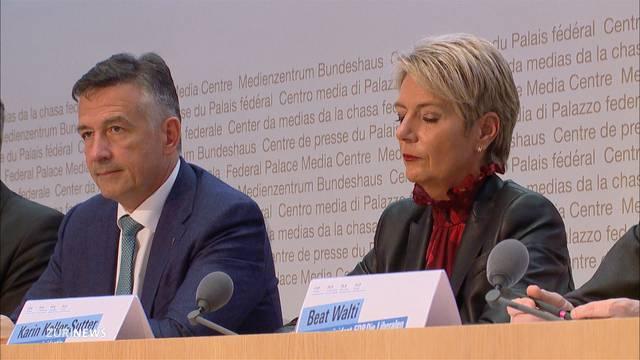 Macho-Vorwürfe: Hans Wicki manövriert sich ins Abseits