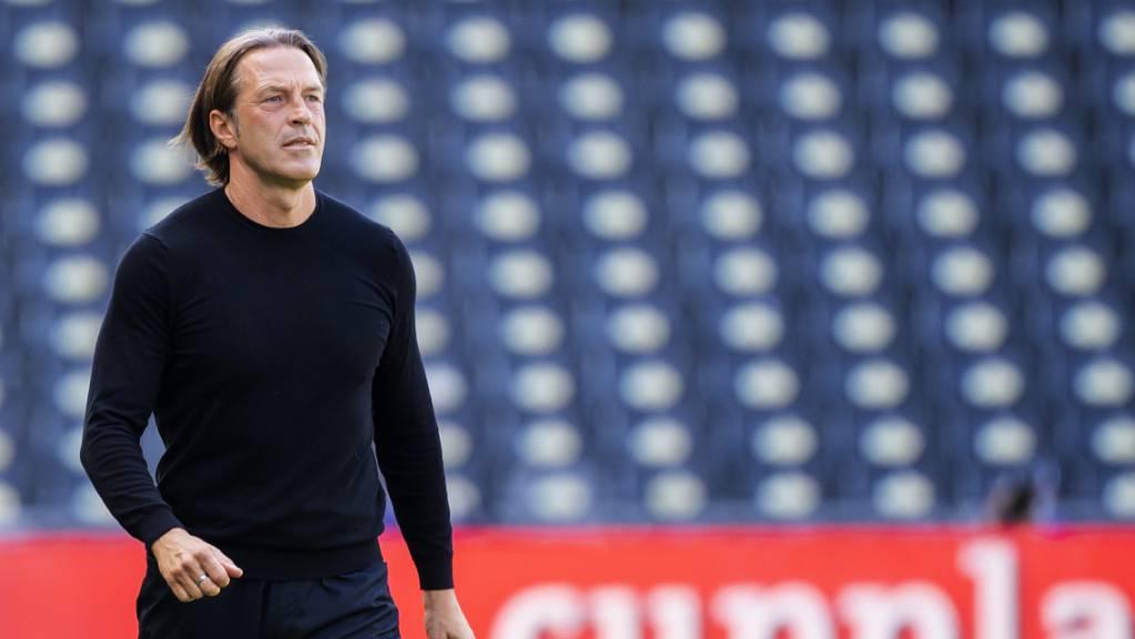 Paolo Tramezzani wagt sich ein drittes Mal an die Seitenlinie des FC Sion