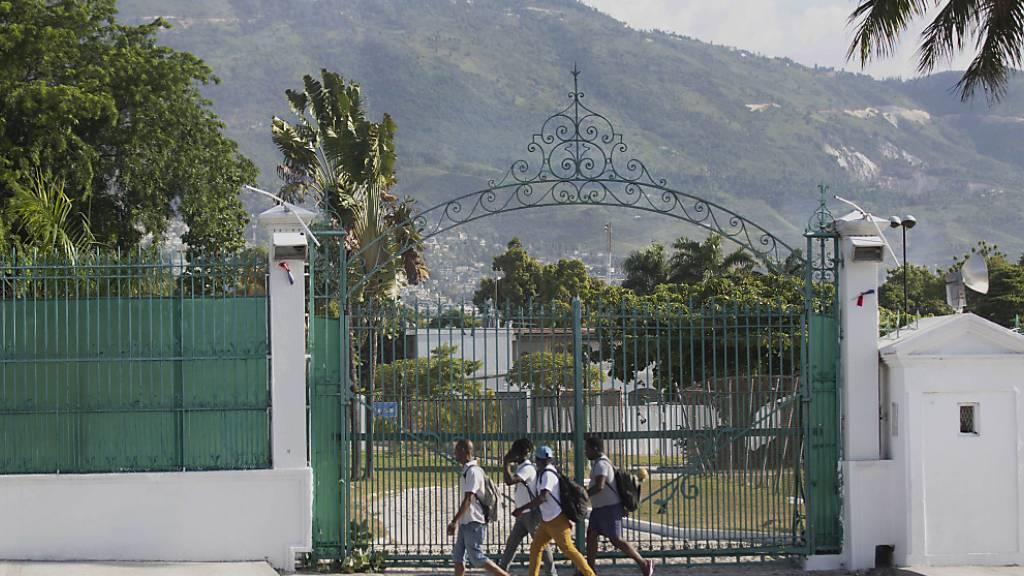 Festnahmen nach Präsidentenmord - Angespannte Lage in Haiti