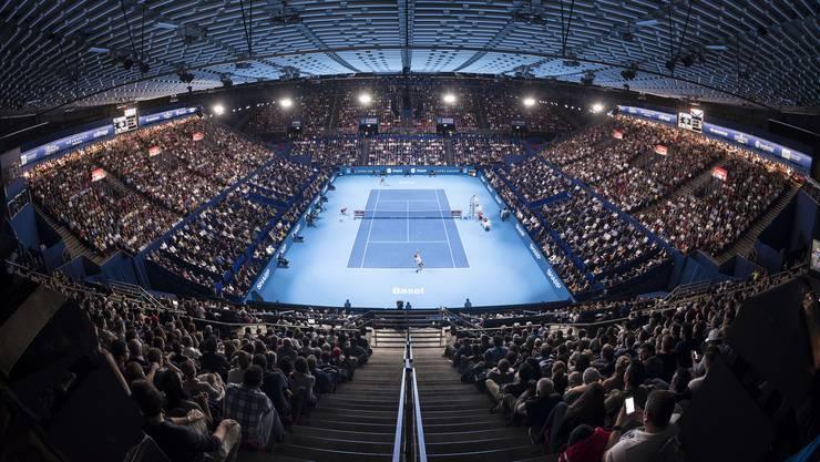 Die Swiss Indoors 2018 sind eigentlich schon ausverkauft.