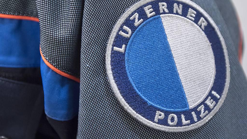 Luzerner Polizei fasst zwei mutmassliche Taschendiebe