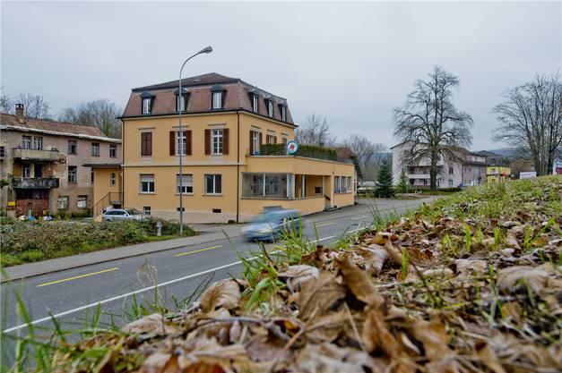Gegen die geplante Unterkunft im Hotel Verenahof in Koblenz...