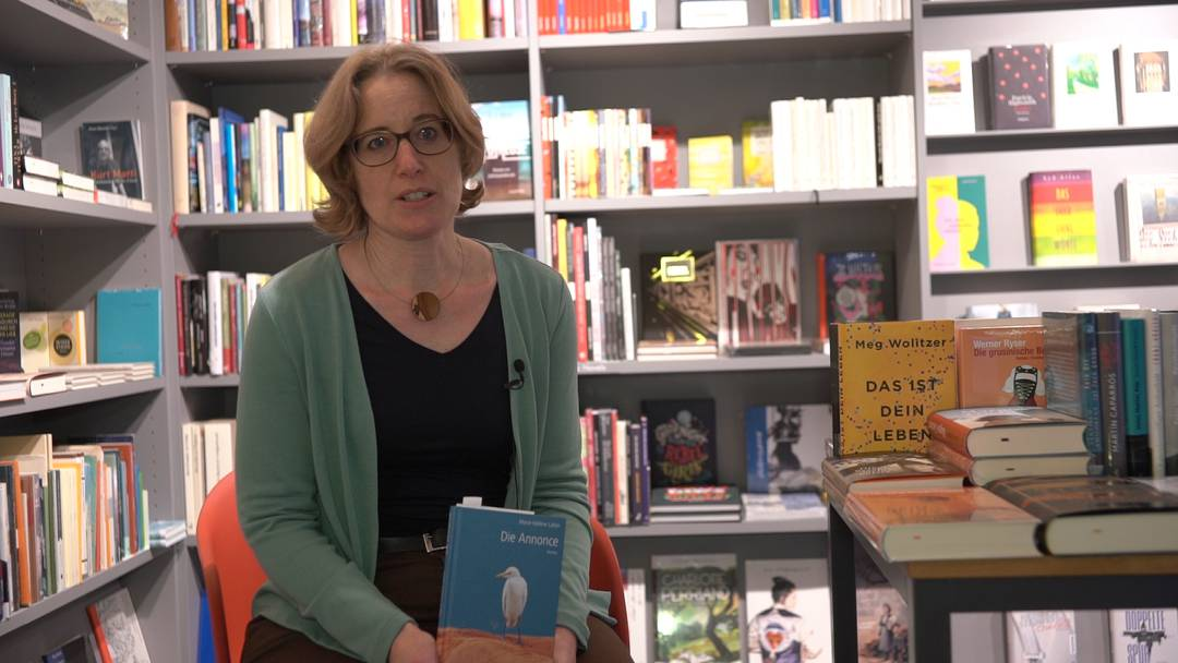 Ursina Boner, Buchhandlung Kronengasse