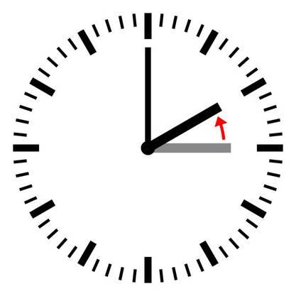 So stellen Sie die Uhr am Sonntag richtig um.
