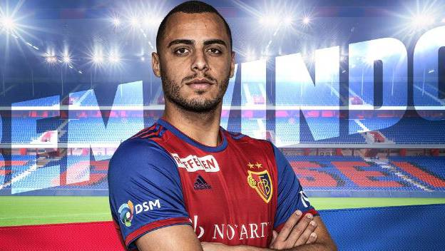 Arthur Cabral ist der neue Stürmer des FC Basel.