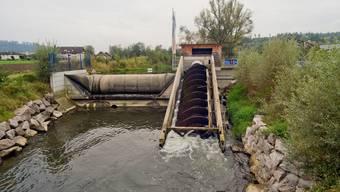 Vorbild Hirschthal: Das geplante Kleinwasser-Kraftwerk in Schöftland basiert auf den Plänen der Anlage in Hirschthal.