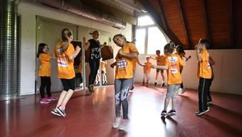 JouJoux Dance Camp im Lingenhaus Grenchen