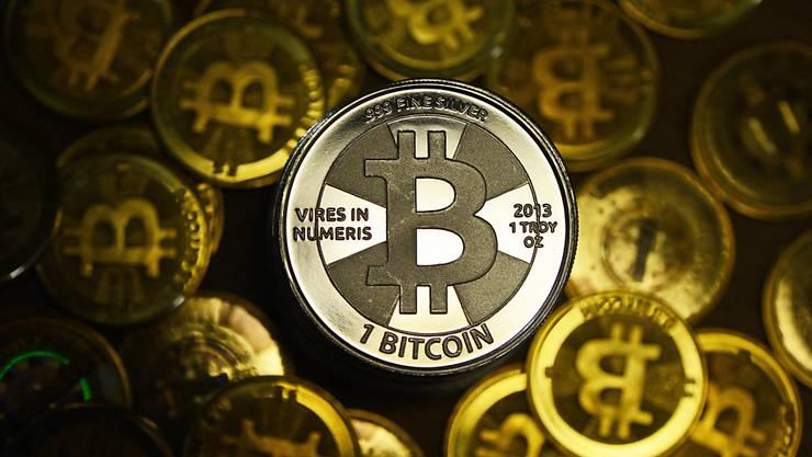 """""""Virtuelle Währungen wie Bitcoin sind nicht wirklich Währungen"""": der Vizepräsident der EU-Kommission, Valdis Dombrovskis. (Symbolbild)"""