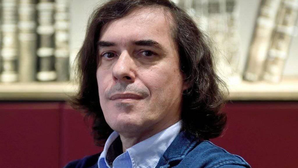 Der rumänische Autor Mircea Cartarescu erhält den hochdotierten spanischen Premio Formentor. (Archivbild)