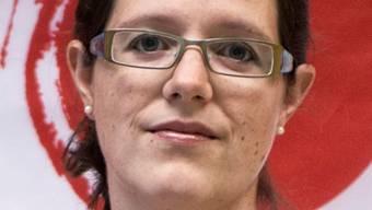 Isabelle Stocker hatte das Co-Präsidium des VPOD 2013 übernommen