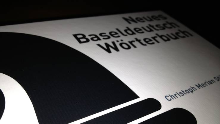 Eines der wichtigsten Nachschlagewerke: Das «Neue Baseldeutsch Wörterbuch»