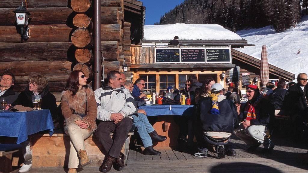 Am Bolgen werden sich Wintersportler wohl auch künftig aufwärmen können.