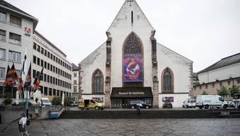 Das Historische Museum zählt zu den staatlichen Museen in Basel, die Baschi Dürr als Regierungspräsident privatisieren würde.