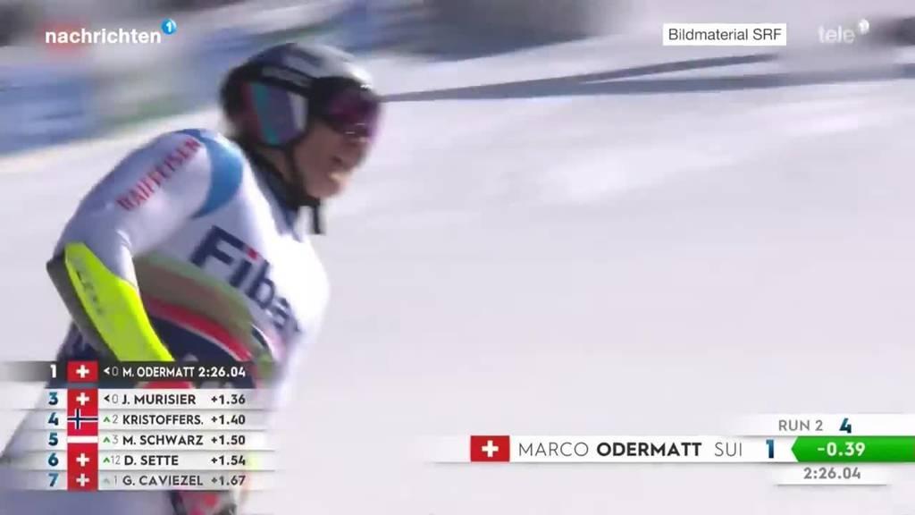 Ski Alpin Riesenslalom Männer