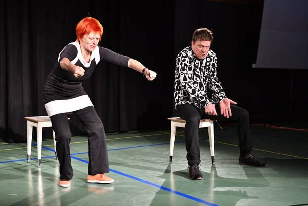 Impro-Theater Archiv Verspielt