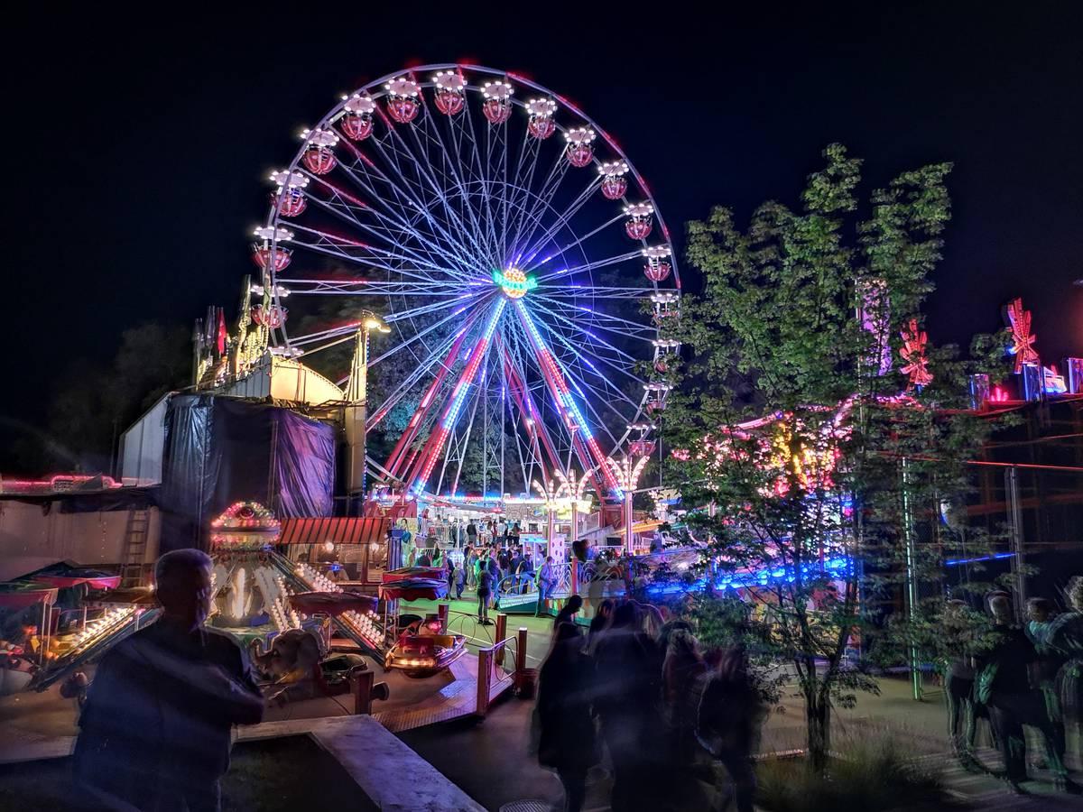 Die schönsten Bilder vom Stadtfest Brugg (© Prisca Böcher)
