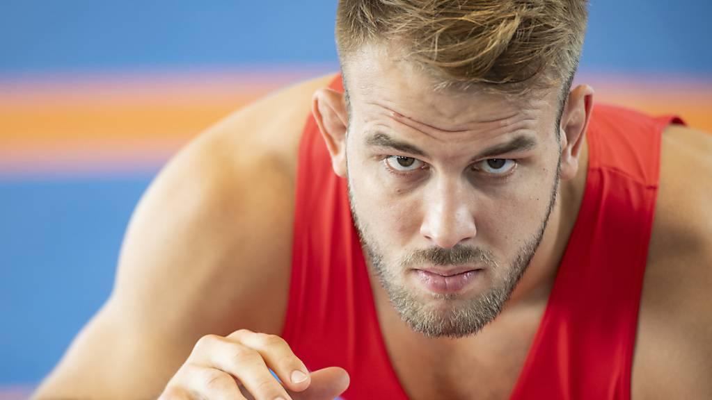 Stefan Reichmuths Traum von einer Olympiamedaille ist trotz Viertelfinal-Niederlage noch nicht geplatzt.