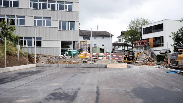 Mit der Nutzungsplanung aus dem Jahr 2010 ist der Planungshorizont in Hausen noch nicht erreicht.