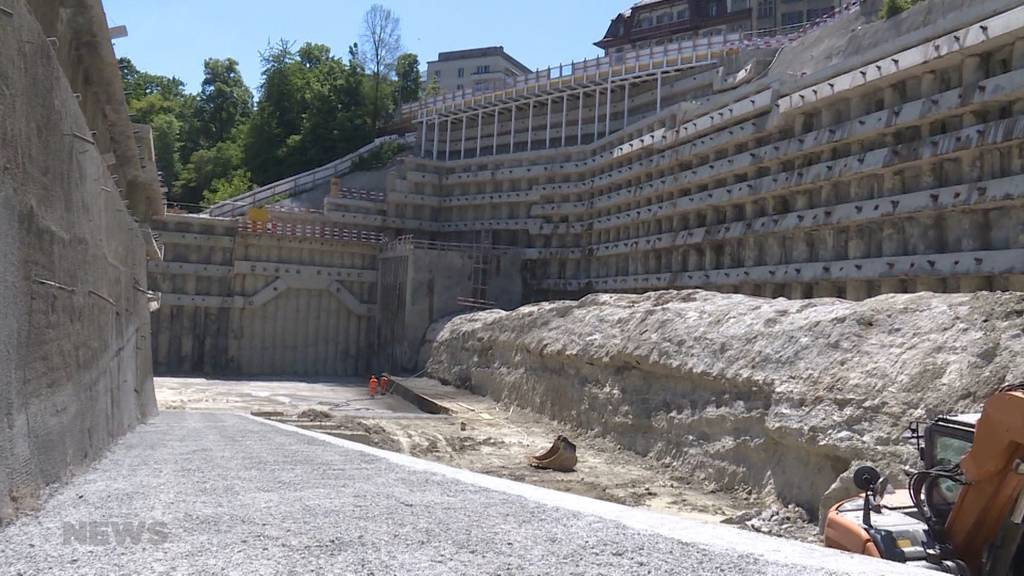 Marti und Frutiger bauen den Zukunfts-Bahnhof in Bern