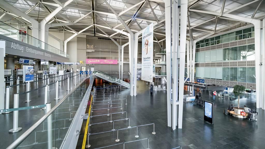 Massiv weniger Passagiere: So stark brach der Flugverkehr in der Schweiz mit der Coronakrise ein