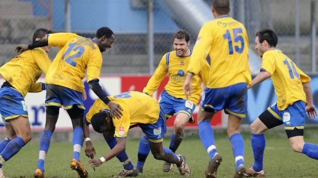 Will weiter in der Challenge League feiern: La Chaux-de-Fonds