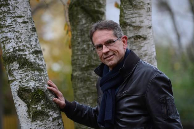 CVP-Präsident Markus Lehmann