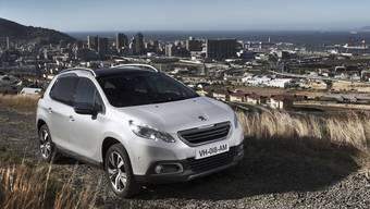Peugeot 2008 Hybrid-Air
