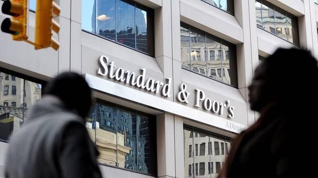 Standard and Poor's stuft weitere Banken herab (Archiv)
