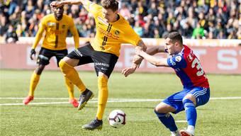 Kann der FC Basel (im Bild: Taulant Xhaka) YB und Christian Fassnacht in der neuen Saison stoppen?Bild: Keystone