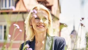 EVP-Kandidatin Lilian Studer: «Ich stehe für Gerechtigkeit, Menschenwürde und Nachhaltigkeit, also dem Sorgetragen der Schöpfung ein.»