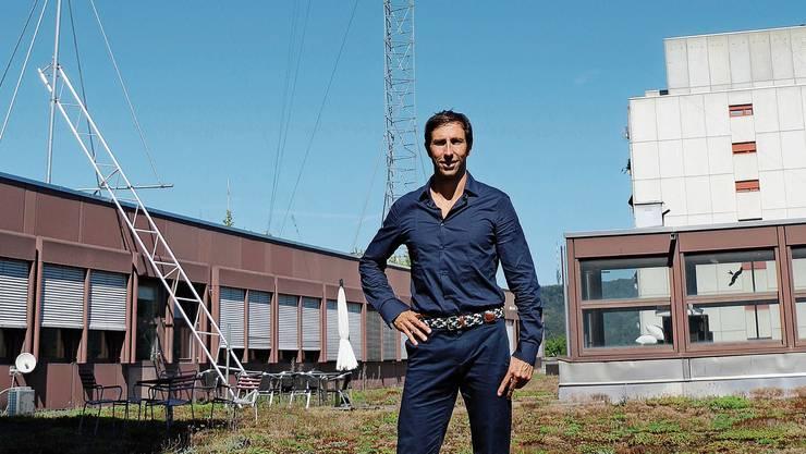 Liebrüti-Miteigentümer Thomas Götz will das Zentrum der Siedlung modernisieren und gleichzeitig 125 Wohnungen bauen.