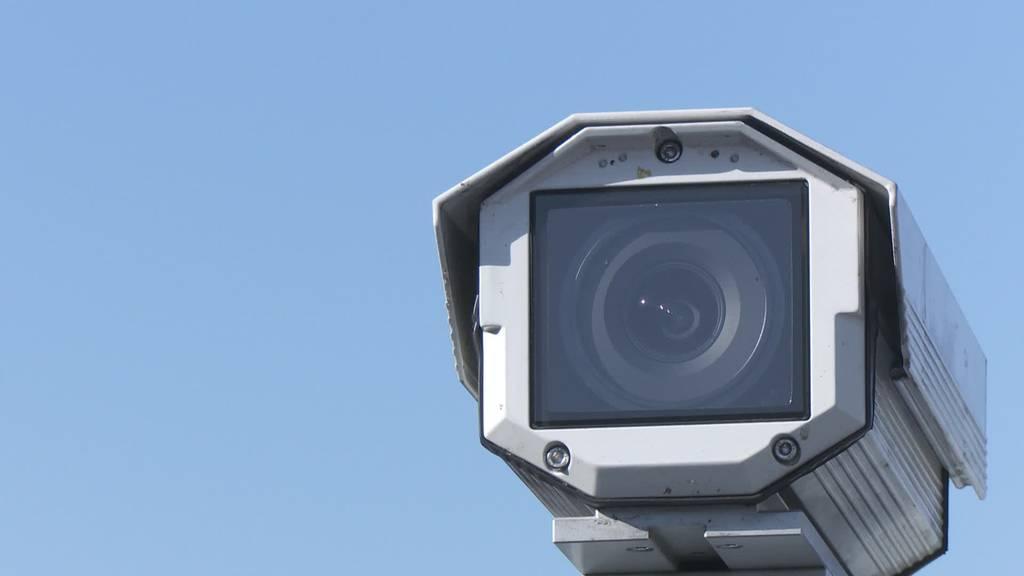 Kamera-Auto: St. Galler Kantonsstrassen werden erfasst