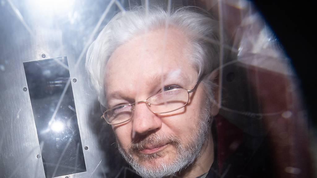 Gericht in London verhandelt über Auslieferung von Julian Assange