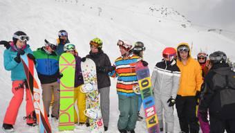 Auf der Fiescheralp haben zahlreiche Schneesportbegeisterte ihre Leiterprüfung absolviert.