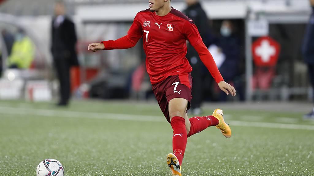 Noah Okafor fällt für die Vorrunde der U21-EM aus