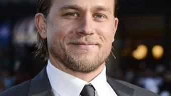 "Hauptdarsteller in ""50 Shades of Grey"": Charlie Hunnam (Archiv)"