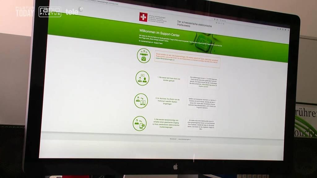 Verfahren gegen Plattform www.meineimpfungen.ch eröffnet
