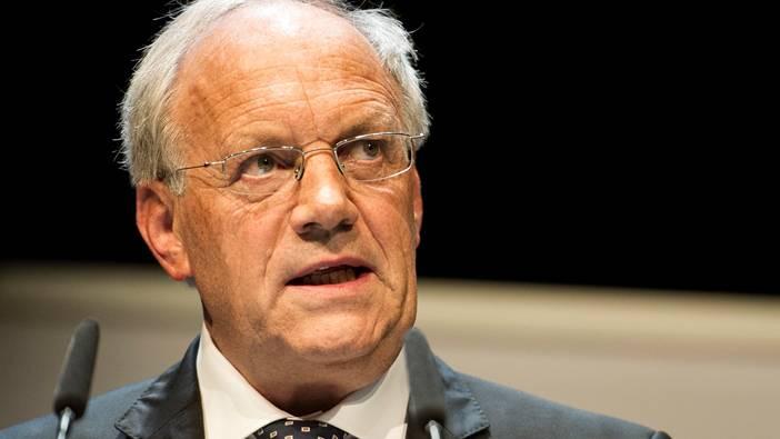 Wirtschaftsminister Johann Schneider-Ammann: «Das Instrument war stets befristet.»