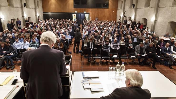 Wird die Gemeindeversammlung abgeschafft?