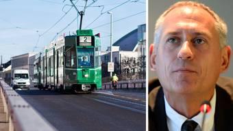 Kommt im GPK-Bericht nicht gut weg: Verkehrsdirektor Hans-Peter Wessels.