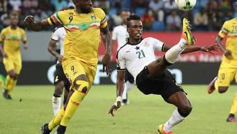 Der Afrika-Cup findet 2021 wieder im Winter sta