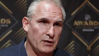 Craig Berube bleibt bis 2022 Headcoach der St. Louis Blues
