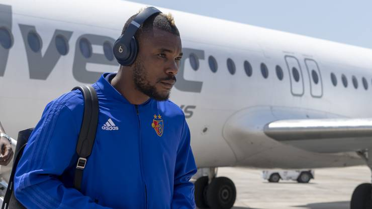 In der Länderspielpause wird Geoffroy Serey Dié 15'000 Flugkilometer zurücklegen.