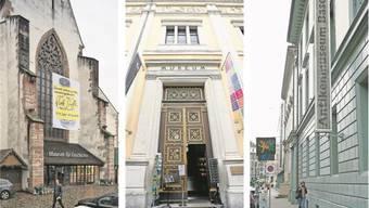 Basler Museen