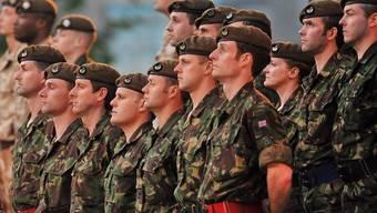 Britische Armeeangehörige: Die britische Armee soll stark verkleinert werden (Symbolbild)