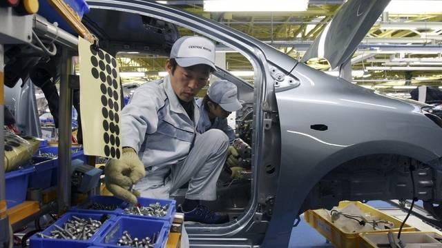 Japans Industrie sucht nach Ausfall des AKW Fukushima nach Lösungen (Symbolbild)