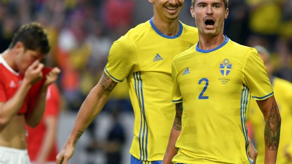 Ergebnis Irland Schweden