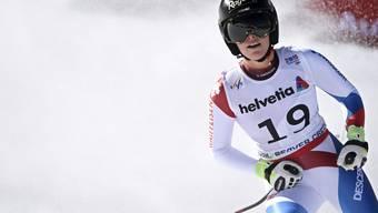 Ski WM - Abfahrt der Frauen